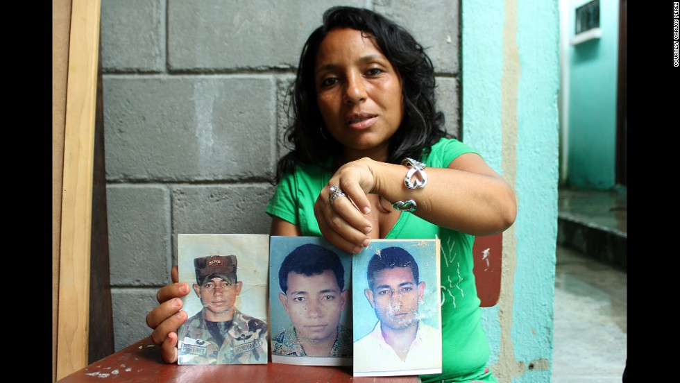 Paula Ivette Martinez is one of more than 1,000 migrants' family members who have given their DNA to investigators from the Argentine Forensic Anthropology Team. She is waiting to find out whether her missing brother and sister are alive or dead.