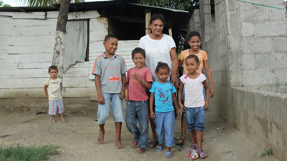 Pilar Escobar's daughter Olga disappeared on her journey north earlier this year. Now Escobar lives in a small room in El Progreso, Honduras, with her five grandchildren. She makes a living selling tortillas from her house as she searches for answers about her daughter.