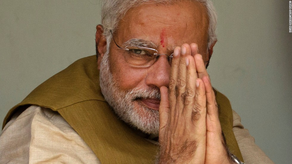 Securing India's energy a major challenge for new PM Modi