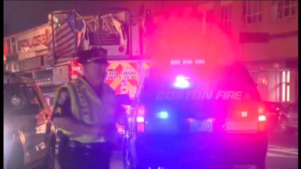 Woman falls down elevator shaft at Boston's Fenway Park