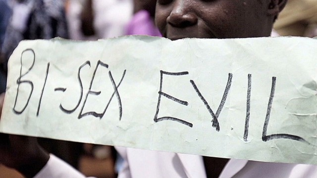 Anti-gay roots run deep in Uganda