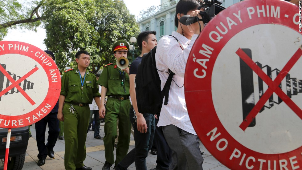 How an oil rig sparked anti-China riots in Vietnam