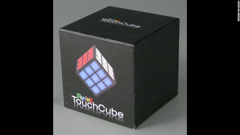 In 2009, the cube was upgraded to modern times with the Rubik's TouchCube by Techno Source, which bills it as the first completely electronic, solvable Rubik's Cube. The TouchCube is one of many examples of how traditional games are becoming more and more popular in electronic format, from sports like football and baseball to board games like chess and checkers.