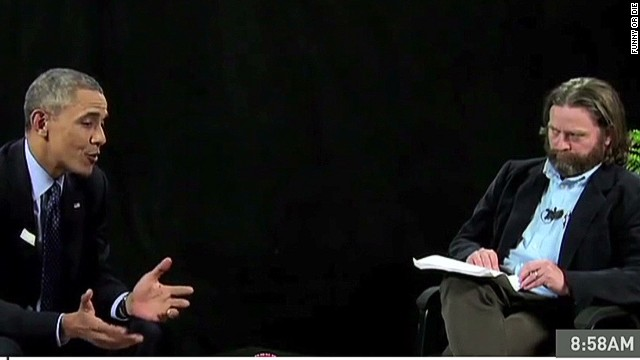 'Between Two Ferns' wins award for ...