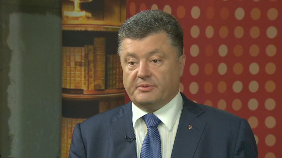 Ukraine's 'Chocolate King' aims for top job