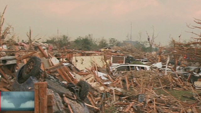 One year after Oklahoma tornado