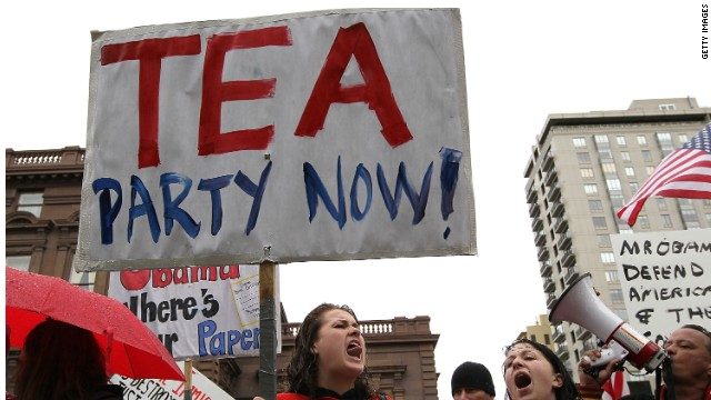 Tea Party roundup in Texas