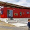 African architects Y Tsai container school