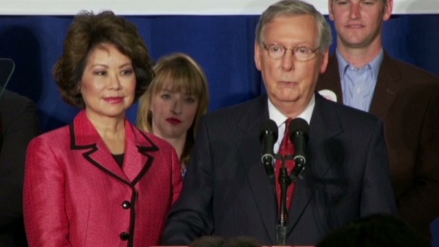 Gov. Deal and Sen. McConnell secure wins