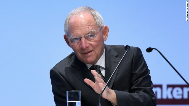 German FM: Euro reforms must continue