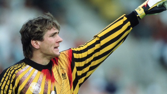 Bodo Illgner remembers 1990 World Cup triumph