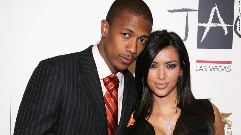 "Nick Cannon says his 2006 fling with Kardashian was brought to an end by her sex tape. ""She told me there was no tape,"" Cannon, now married to Mariah Carey and a father of twins, told Howard Stern in 2012. ""If she might have been honest with me I might have tried to hold her down and be like 'That was before me' because she is a great girl. ... I still think she had a part to play (with its release)."""