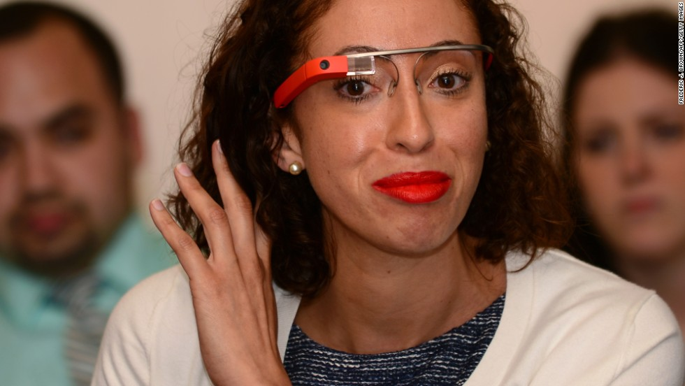 "An integrated bone conduction speaker is at the heart of the <a href=""http://www.google.co.uk/glass/start/"" target=""_blank""><strong>Google Glass</a></strong> experience. It allows users to listen to notifications and instructions from their device, while being free to communicate with others and interact with the world around."