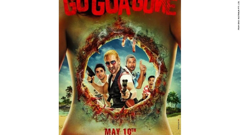 Russian mafia? Check. A batch of new designer drugs? Check. Paradise remote island off the coast of Goa? Check. Err ... Zombies? CHECK. That's how to make a movie, kids.