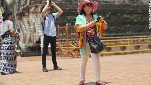 Turbulent year hits Thai tourism industry