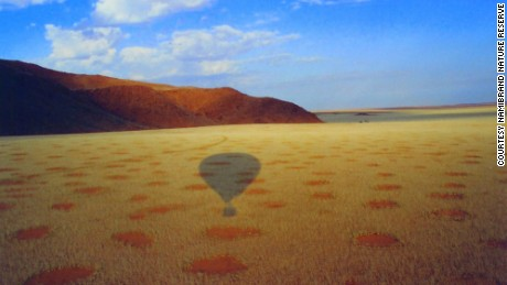 Namibia's fairy circles: Has one of nature's great mysteries been solved?
