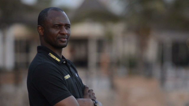 Patrick Vieira: How to win a World Cup