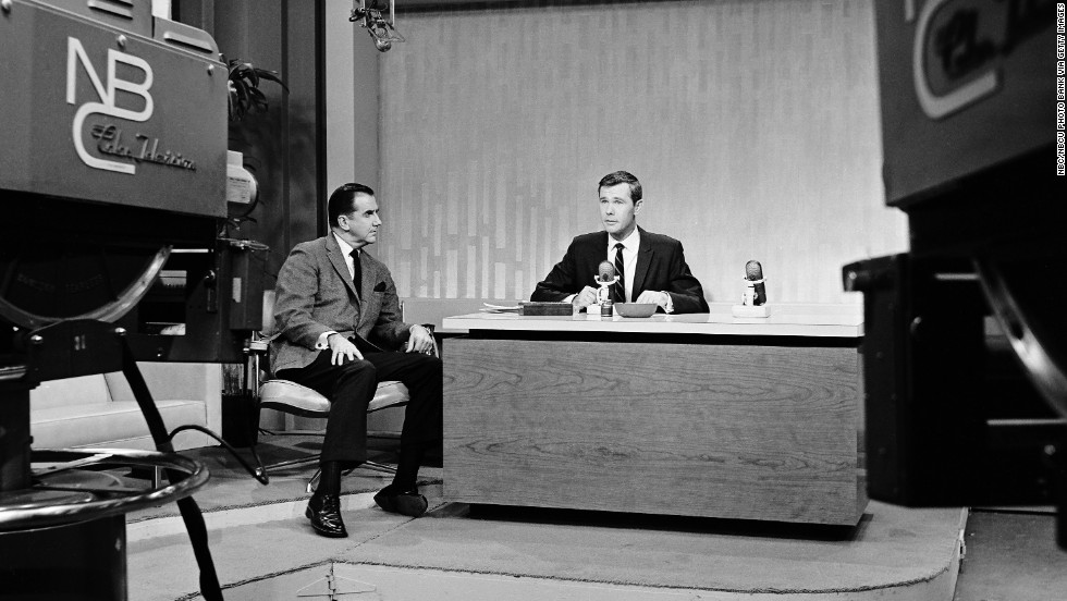 "Johnny Carson, with sidekick Ed McMahon, took over NBC's ""Tonight Show"" on October 1, 1962. Carson became a TV titan, hosting the program for 30 years and <a href=""http://www.cnn.com/2005/SHOWBIZ/TV/01/24/carson.appreciation/"">setting the bar for every late-night host to follow</a>."