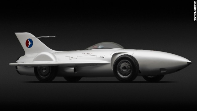 'Dream cars' by Harley Earl and others