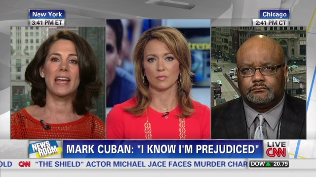 "Mark Cuban: ""I know I'm prejudiced"""