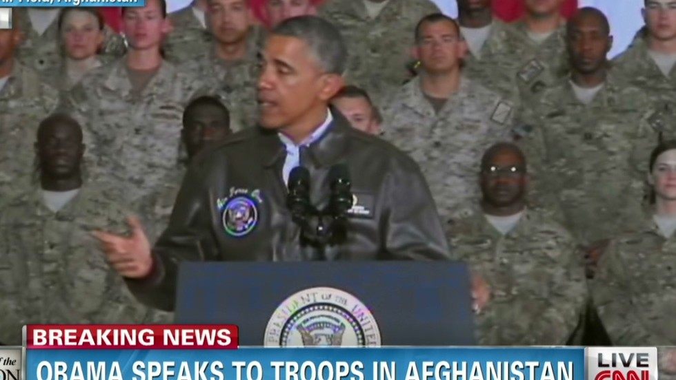 Obama: 'Al Qaeda is on its heels' - CNN Video