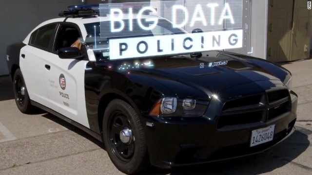 LAPD's crime-fighting data software has roots in the CIA. Is it tracking you?