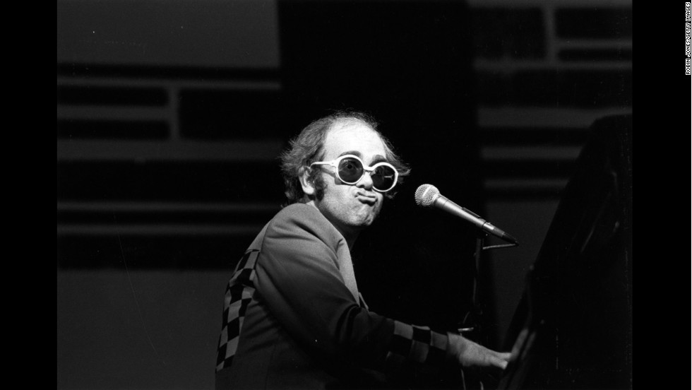 "Elton John mania, which dominated the 1970s, continued in 1974, helped by his late 1973 album ""Goodbye Yellow Brick Road."" That No. 1 album produced a 1974 No. 1 single, ""Bennie and the Jets."" John also released the No. 1 album ""Caribou"" in 1974."