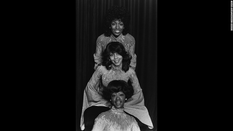"The Three Degrees were one of many acts on the influential Philadelphia International Records who had hits in 1974, including ""TSOP"" (in which they backed up MFSB) and ""When Will I See You Again."""