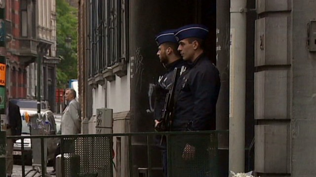 Belgium's Jewish community security fears