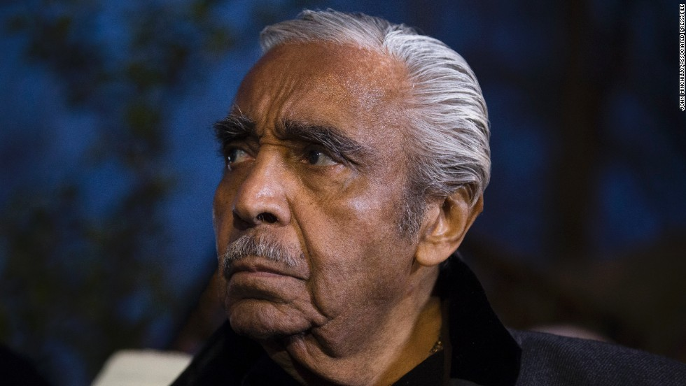 Rep. Charles Rangel, 83, has served more than half his life in the House. He was re-elected in 2012 despite scandal over his role on the House Ways and Means Committee, and is locked in a tough primary battle in his Harlem district.