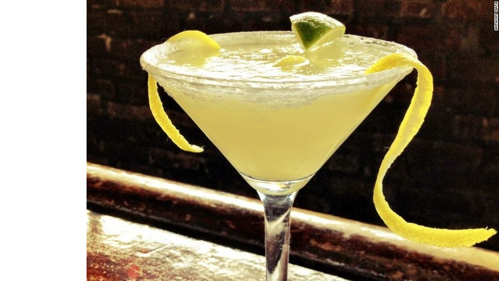 Matchbox Margarita - The Matchbox: Chicago, Illinois
