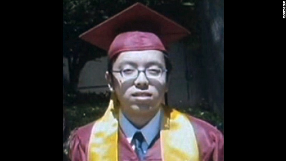 The third stabbing victim, 20-year-old Weihan Wang, was also a roommate.