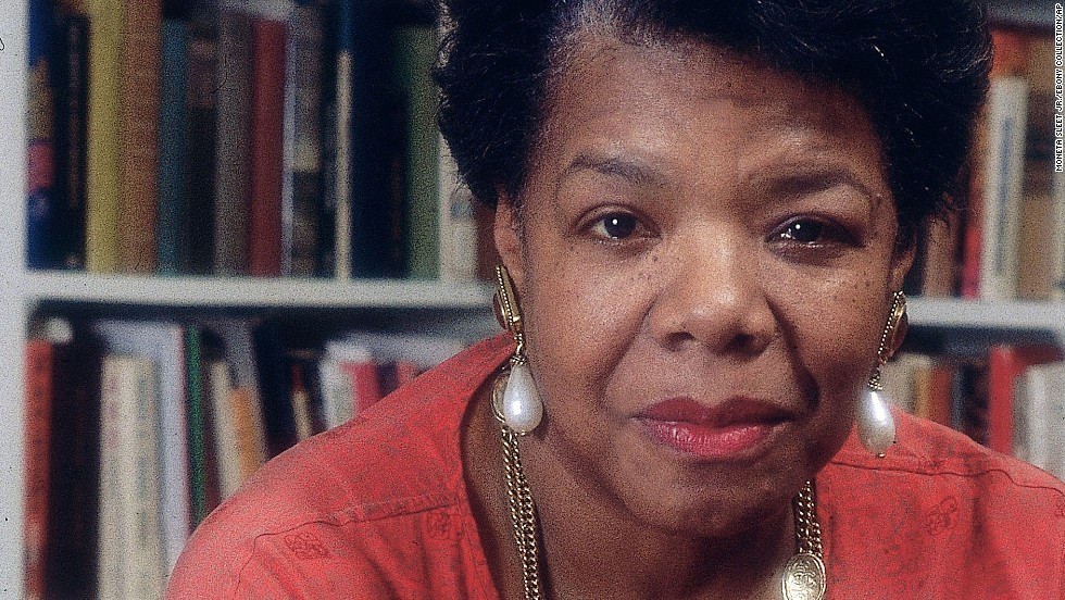 the use of literary devices in the poem still i rise by maya angelou Literary analysis - the writing's of maya angelou the strength of the human spirit essay - in maya angelou's third book of poetry and still i rise.