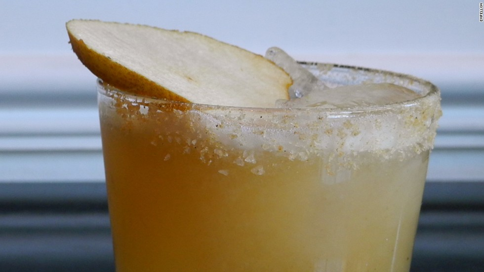 Spiced Pear Margarita - Empellón Taqueria: New York City