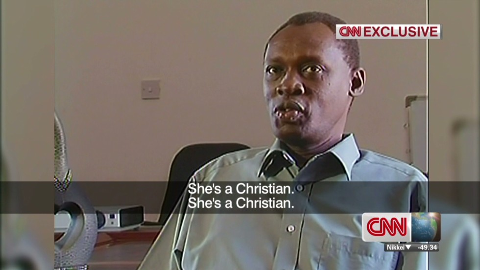 Husband of Sudanese Christian on death row says appeals court is deliberating