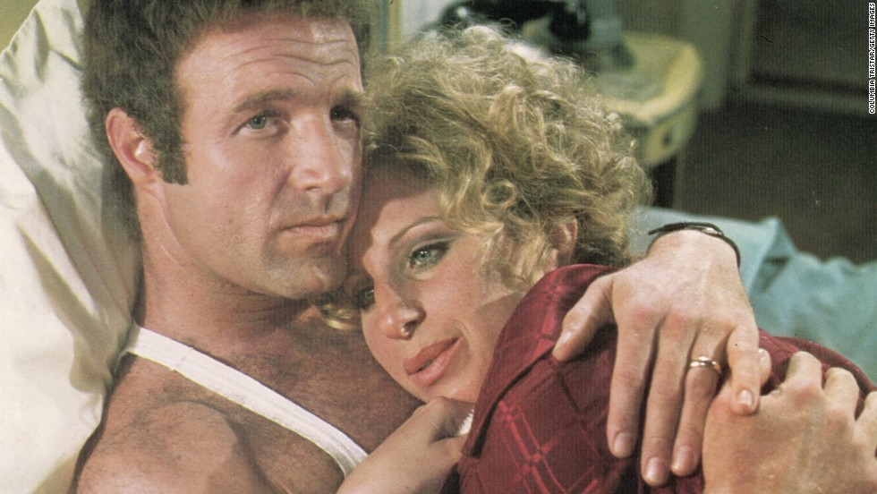 "<strong>""Funny Lady"" (1974): </strong> James Caan and Barbra Streisand star in this film as a showman and singer in love. (Netflix)"