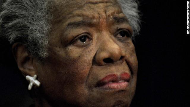 Maya Angelou Fast Facts Cnn