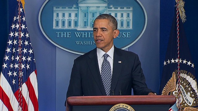 Obama: Shinseki is a 'very good man'