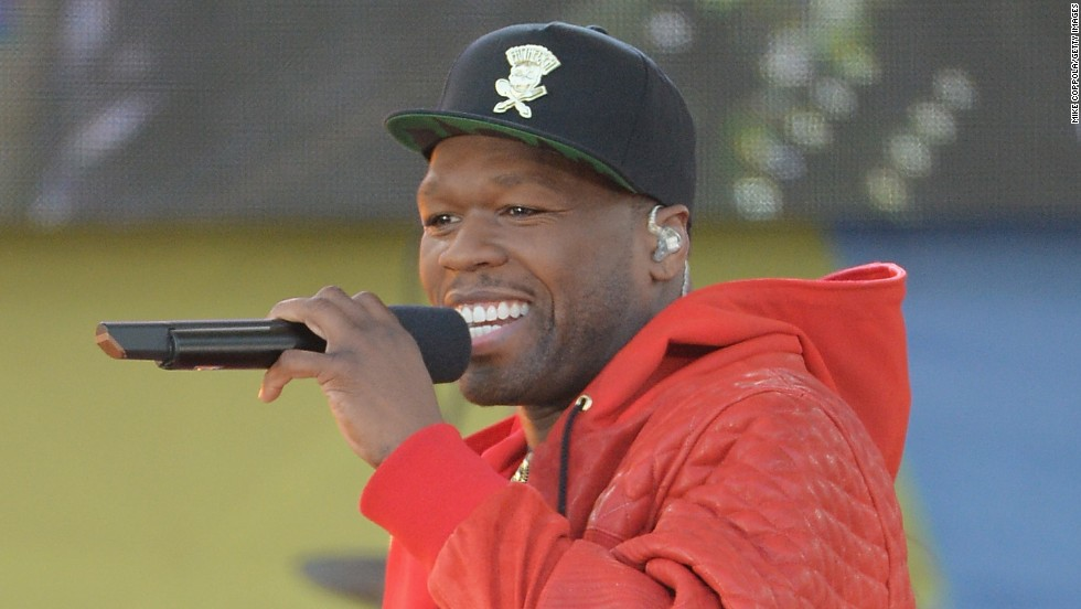50 Cent's unexpected (and sexual) explanation for his terrible pitch