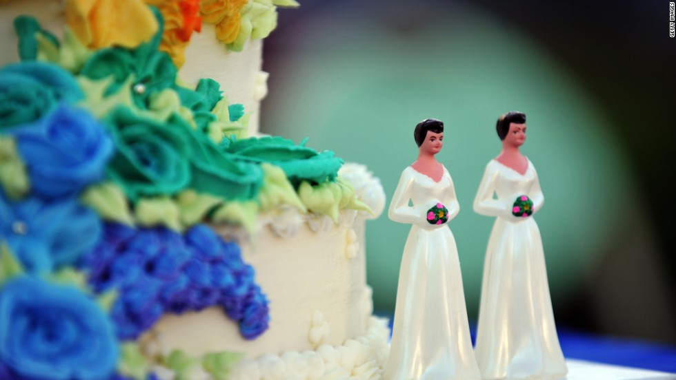 A brief history of gay marriage
