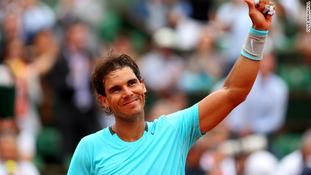 Rafael Nadal is aiming for a ninth French Open title at Roland Garros.