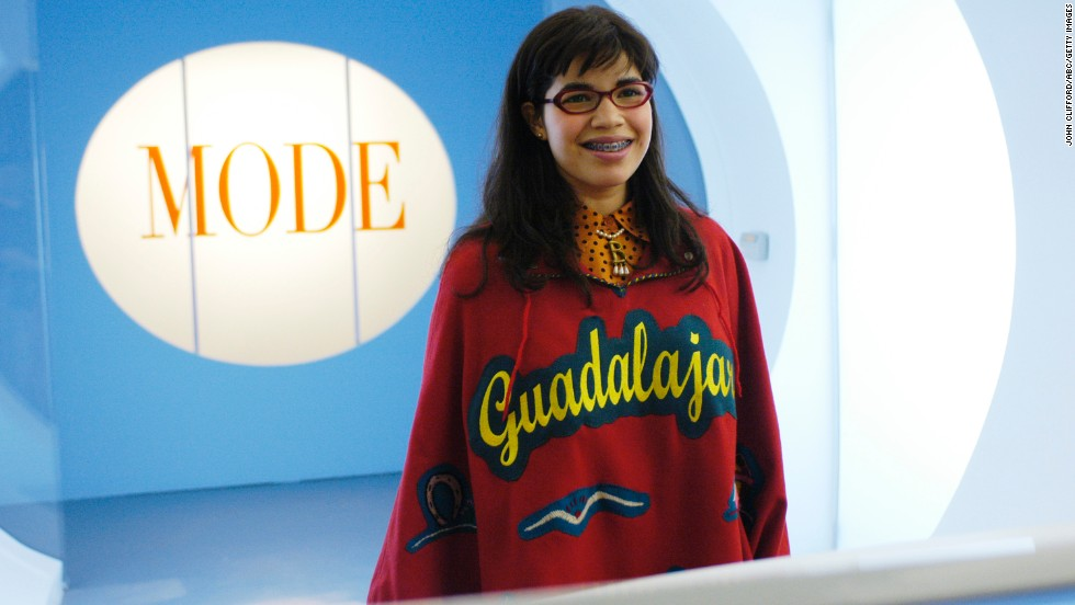 "As ""Ugly Betty,"" America Ferrera was a plain Jane with a heart of gold on the TV show that ran from 2006 to 2010."