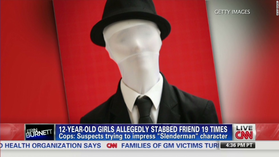 Ghoulish stabbing raises question: Who is Slenderman?
