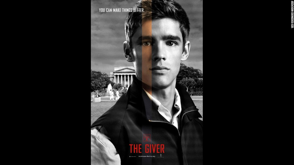 "<strong>""The Giver"" </strong>(August 15): This story shows us what it's like in a dystopian future with no pain and no color. The movie stars Jeff Bridges, Meryl Streep, Alexander Skarsgard and even Taylor Swift."