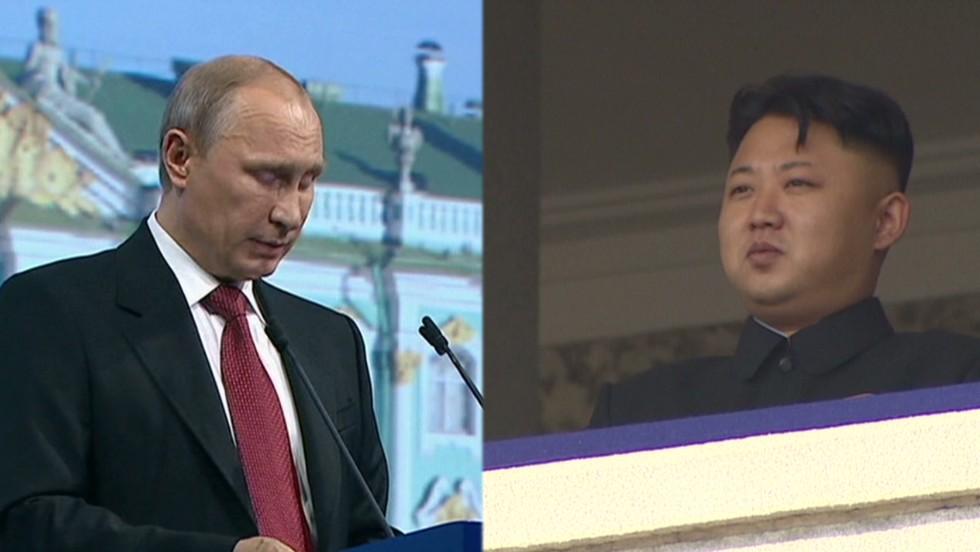 Are Putin and Kim Jong Un teaming up? - CNN Video