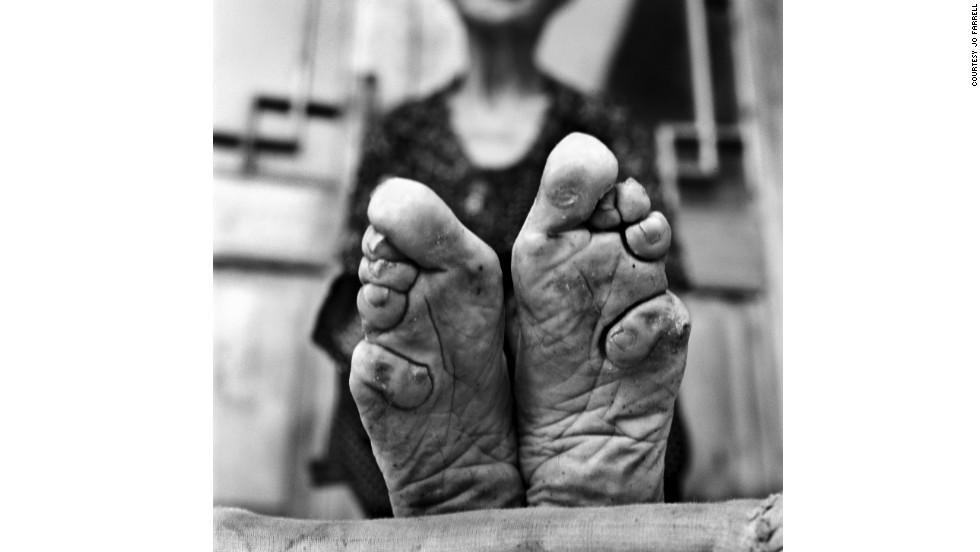 Asian foot fetish stories