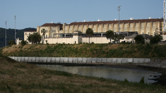 Showering is off limits at San Quentin State Prison and drinking water is being brought in until authorities figure out the source of Legionnaires', a state agency said.