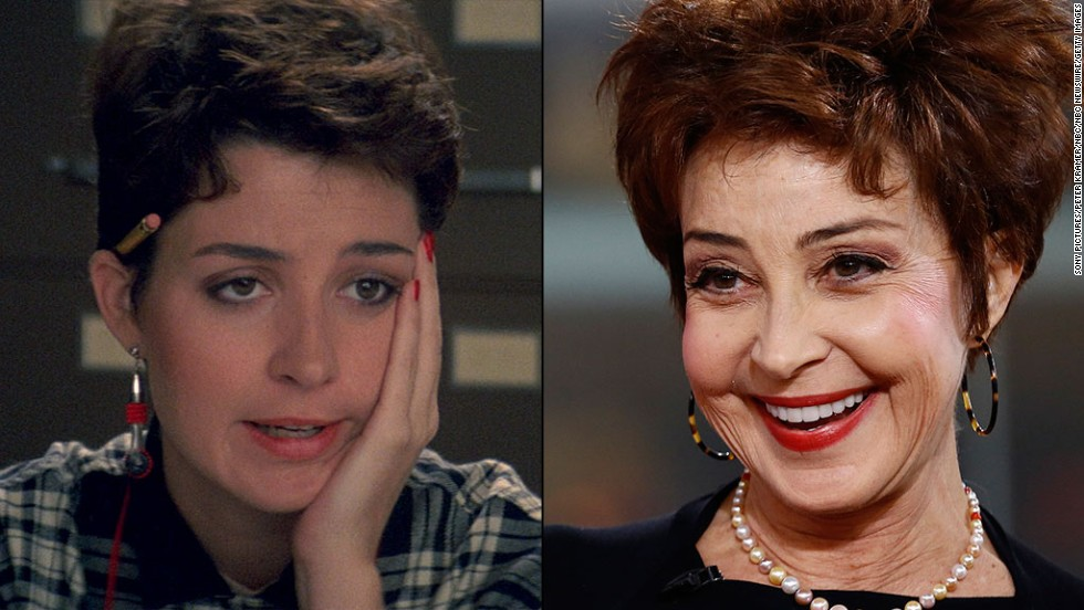 "Annie Potts' Janine Melnitz may not have fought the ghosts like her employers did, but the secretary was just as tough as the boys. There's much to recommend when Potts is around, from ""Ghostbusters"" to ""Designing Women"" to ""Pretty In Pink."" In November 2014, she starred in the comedy ""As Good As You."""
