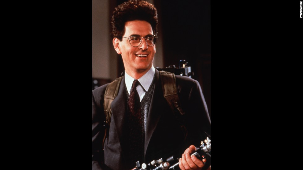"Harold Ramis was at the heart of the success of ""Ghostbusters"" -- as both the co-writer and the lovable nerd Dr. Egon Spengler. <a href=""http://www.cnn.com/2014/02/24/showbiz/movies/obit-harold-ramis/"" target=""_blank"">Ramis died in February 2014</a>, but the legacy of his work lives on: from ""Caddyshack"" to ""Stripes"" to Egon's perennial safety tip (""Don't cross the streams!"")."
