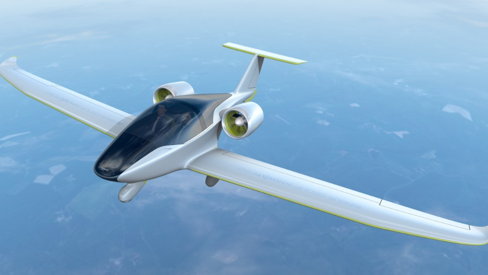 The four-seater version E-Fan 4.0 will be a training and general aviation aircraft which will also have a combustion engine within the fuselage to provide an extended range or endurance.